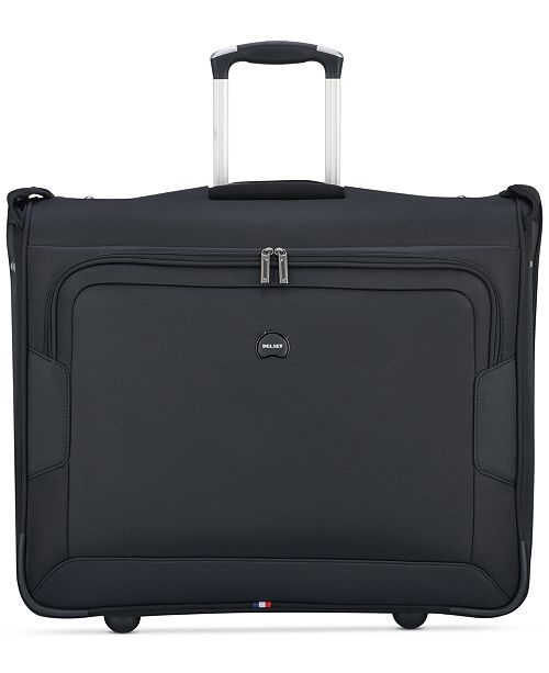 Delsey CLOSEOUT! Opti-Max Wheeled Garment Bag, Created for Macy's