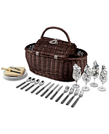 Picnic Time  Harmony Collection Gondola Picnic Basket