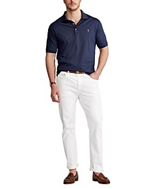 Men's Big & Tall Classic-Fit Soft Touch Polo