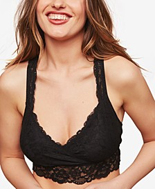 Lace Nursing Sleep Bra