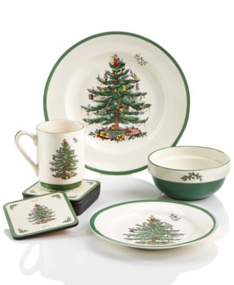 this item is part of the spode christmas tree sets collection - Christmas China Sets