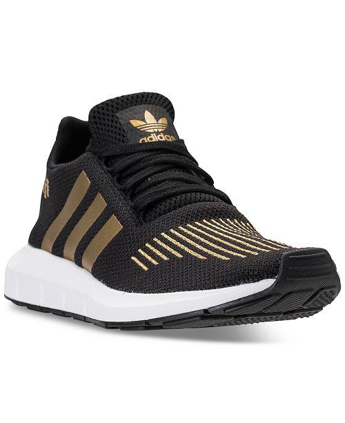 adidas Women's Swift Run Casual Sneakers from Finish Line Nv0k2j