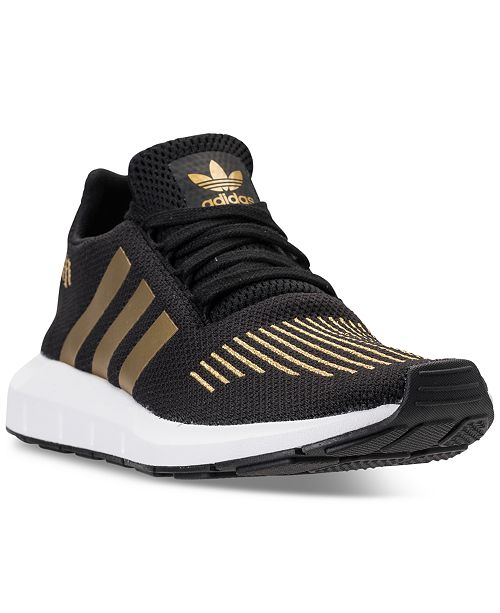 0fc167a34b08c adidas Women s Swift Run Casual Sneakers from Finish Line ...