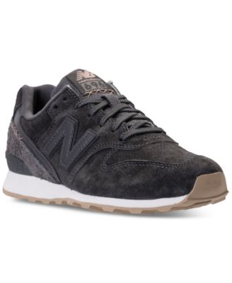 New Balance Women\u0027s 696 Suede Casual Sneakers from Finish Line