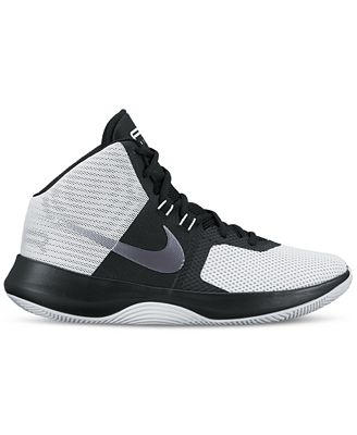 Nike Men's Air Precision Basketball Sneakers from Finish Line