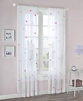 """Mi Zone Lily 52"""" x 84"""" Sheer Window Panel"""