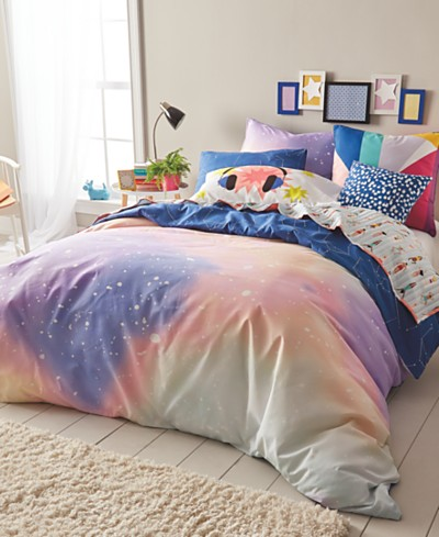 Scribble Twilight Bedding Collection