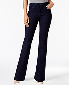 Barbara Tummy-Control Bootcut Jeans, Regular & Short Length