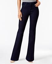 093723c4948 NYDJ Barbara Tummy-Control Bootcut Jeans