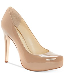 Parisah Platform Pumps
