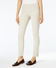 Petite Corduroy Pull-On Pants, Created For Macy's