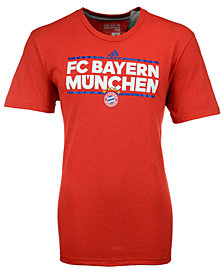 adidas Men's Bayern Munich Club Team Dassler Global T-Shirt