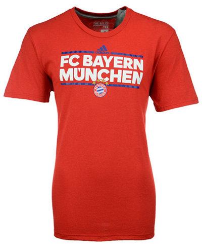 adidas Men's Bayern Munich Club Team Dassler Global T-Shirt