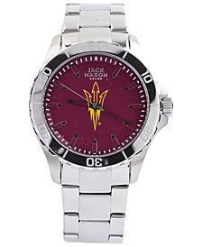 Jack Mason Men's Arizona State Sun Devils Color Sport Bracelet Watch