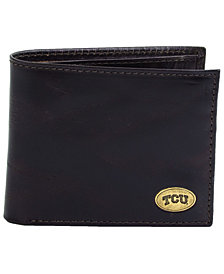 Jack Mason TCU Horned Frogs Legacy Traveler Wallet