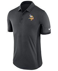 Nike Men's Minnesota Vikings Evergreen Polo