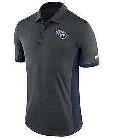 Nike Men's Tennessee Titans Evergreen Polo