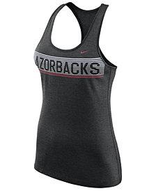 Nike Women's Arkansas Razorbacks Touch Tank