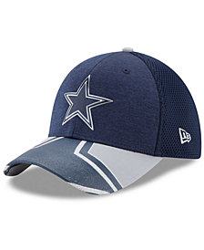 New Era Boys' Dallas Cowboys 2017 Draft 39THIRTY Cap