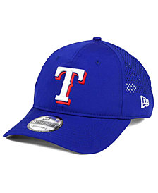 New Era Texas Rangers Perf Pivot 2 9TWENTY Adjustable Cap