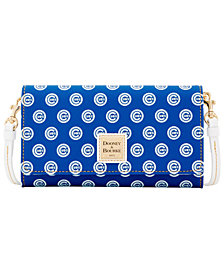 Dooney & Bourke Chicago Cubs Daphne Crossbody Wallet