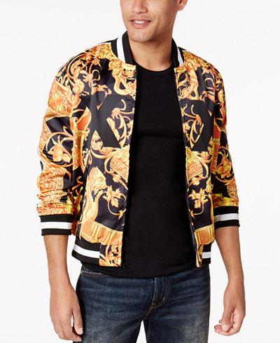 4f00386b67b86 rainbow satin bomber jacket - Ecosia