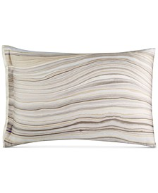 Agate Pima Cotton Standard Sham, Created for Macy's