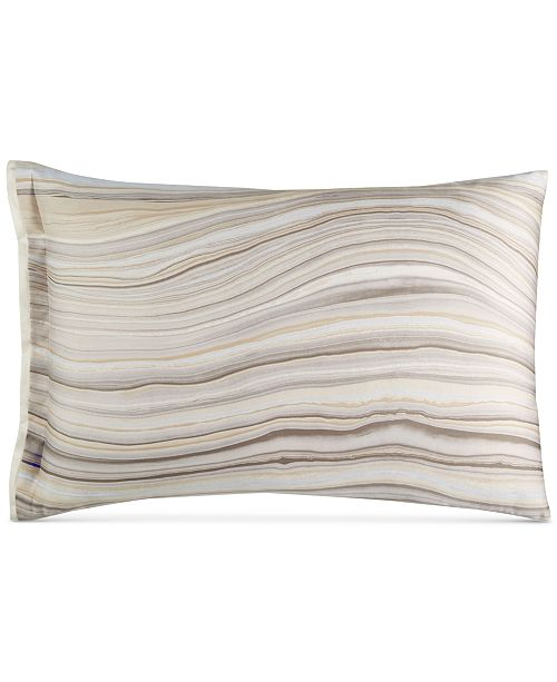 Hotel Collection CLOSEOUT! Agate Pima Cotton King Sham, Created for Macy's