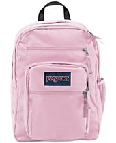 Jansport Big Student Pink Mist Backpack