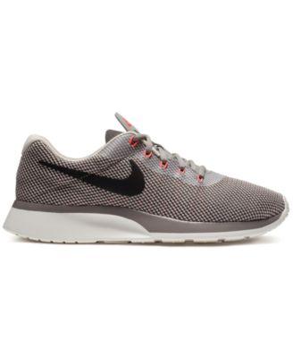 nike men s tanjun racer casual sneakers from finish line finish rh macys com