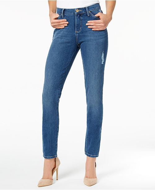 Lee Platinum 360 Defy Stretch Skinny Jeans, Created for Macy's