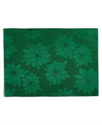 Winter Joy Green Placemat