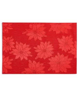 Winter Joy Red Placemat