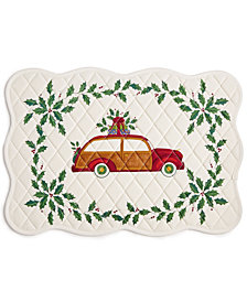 Lenox Holiday Gifts Placemat