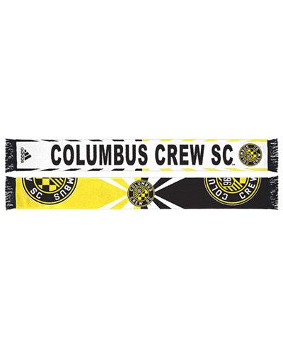 adidas Columbus Crew SC Jacquard Wordmark Scarf