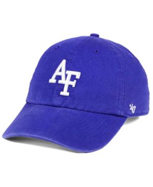 Image of '47 Brand Air Force Falcons Clean Up Cap