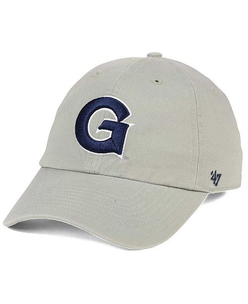16a7f2e6fc9ed  47 Brand Georgetown Hoyas CLEAN UP Cap   Reviews - Sports Fan ...
