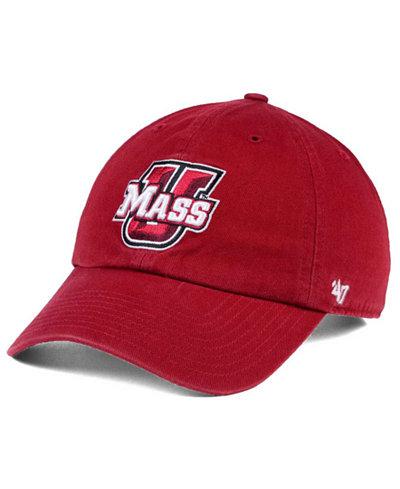 '47 Brand Massachusetts Minutemen CLEAN UP Cap