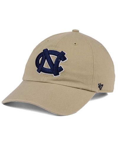 '47 Brand North Carolina Tar Heels CLEAN UP Cap