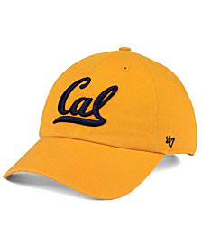 '47 Brand California Golden Bears CLEAN UP Cap
