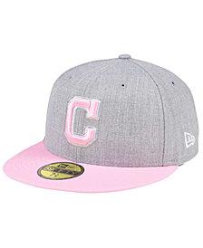 New Era Cleveland Indians Perfect Pastel 59FIFTY Cap