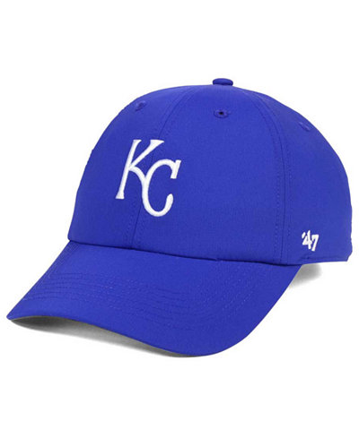 '47 Brand Kansas City Royals Repetition CLEAN UP Cap