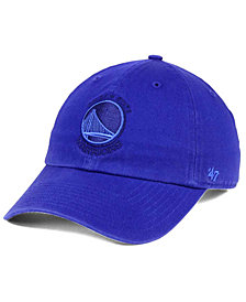 '47 Brand Golden State Warriors Triple Rush CLEAN UP Cap