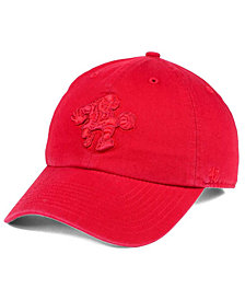 '47 Brand Philadelphia 76ers Triple Rush CLEAN UP Cap