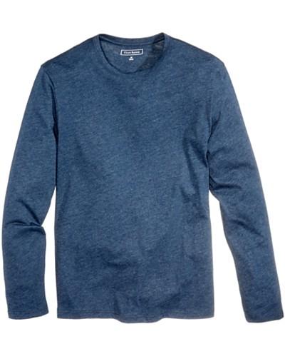 Club Room Men's Long Sleeve Shirt, Created for Macy's