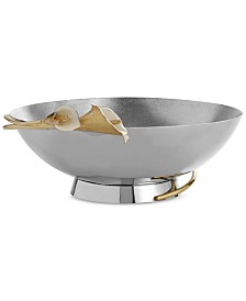 CLOSEOUT! Calla Lily Collection Large Bowl