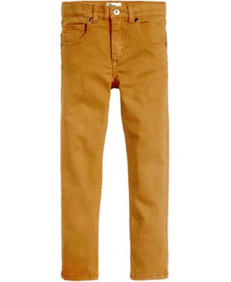 Image of Epic Threads Twill Pants, Toddler & Little Boys (2T-7), Created for Macy's