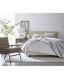 Falone Upholstered Beds, Quick Ship