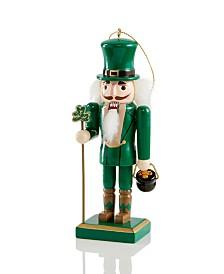 Holiday Lane Irish  Irish Nutcracker Ornament Created For Macy's