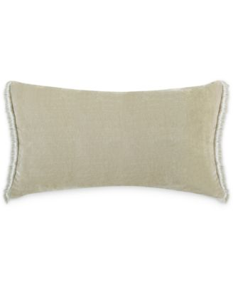 "Bellissimo Vevet 16"" x 28"" Decorative Pillow"
